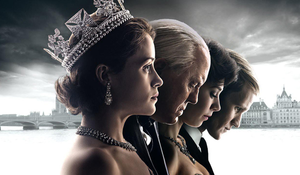 The Crown - Golden Globe