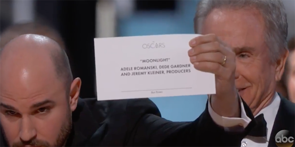 Moonlight - Oscar 2017