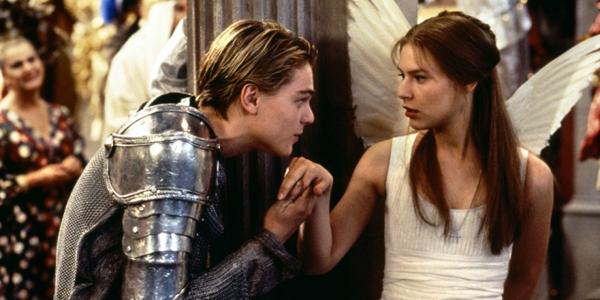 Romeo + Giuliet - film da San Valentino
