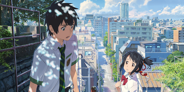 Your name - film da San Valentino
