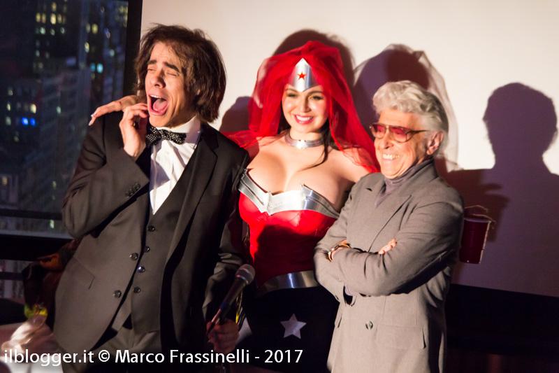 Big Apple Comic Con 2017: il matrimonio di Mike Carbonaro