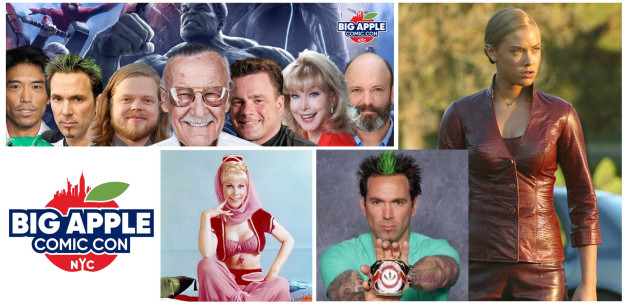 Big Apple Comic Con 2017: il programma della fiera di New York