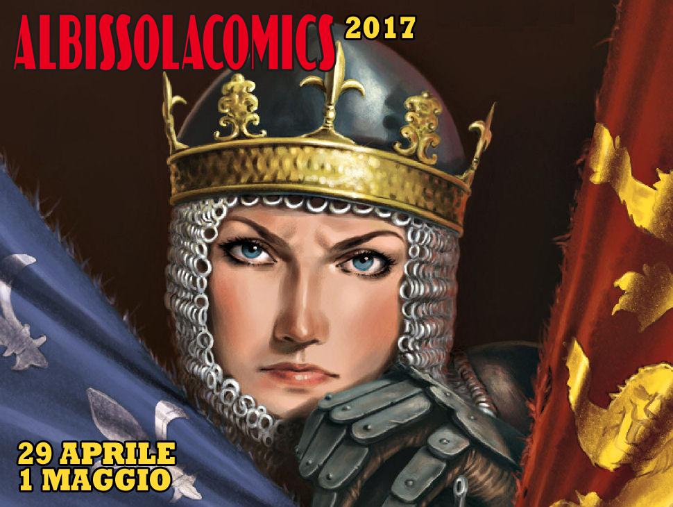 Abissola Comics 2017: ospiti e programma