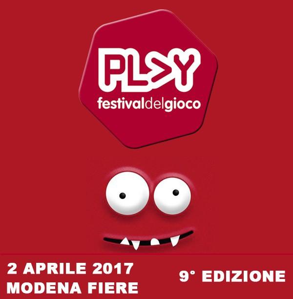 Modena Play 2017: il programma del Festival del Gioco