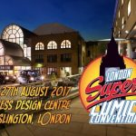 London Super Comic Con 2017: gli ospiti