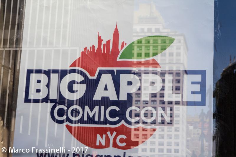 Big Apple Comic Con 2017: reportage