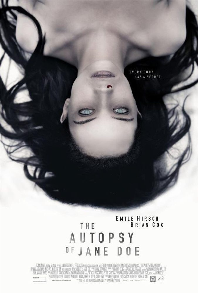 The Autopsy of Jane Doe: la recensione