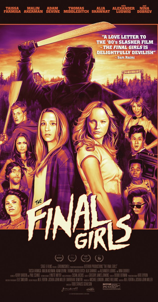 The Final Girls: La recensione