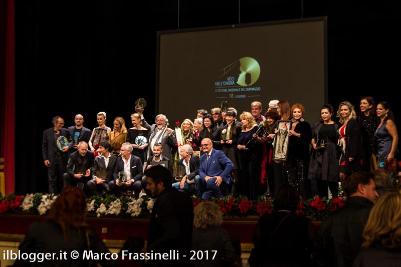 Voci nell'Ombra 2017: Tutti i premiati (foto)