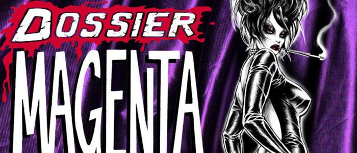 Dossier Magenta: recensione del fumetto di Nik Guerra