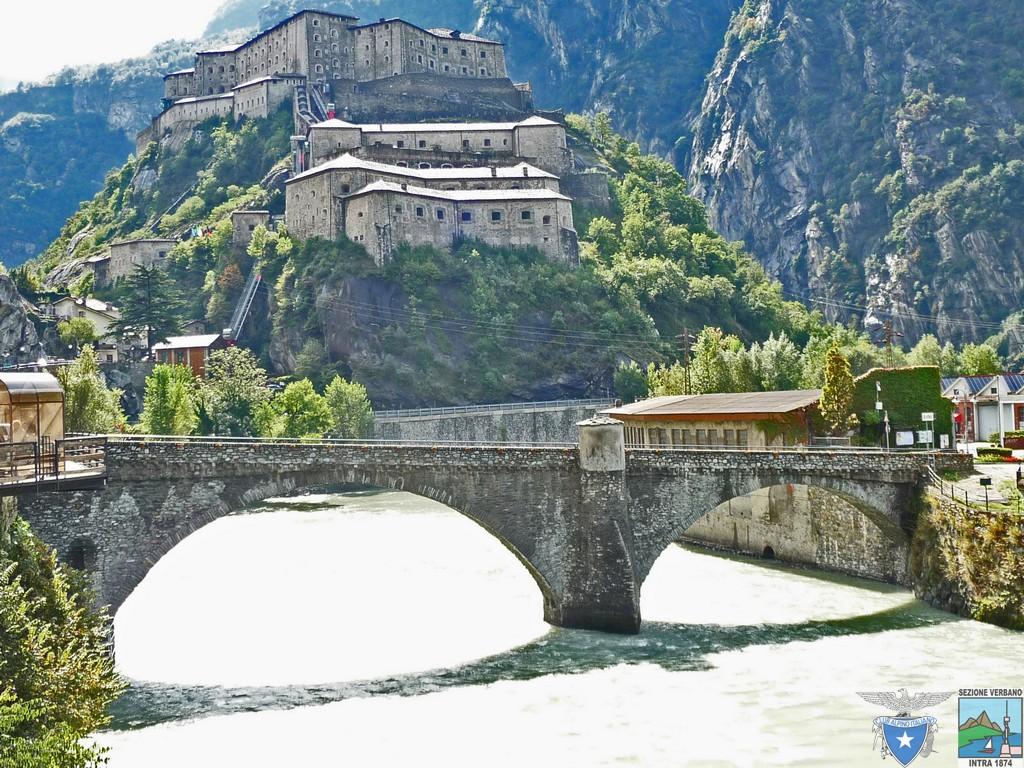 I borghi più belli in Valle d'Aosta (2): Bard (AO)