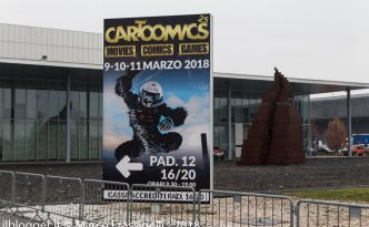 Milano Cartoomics 2018