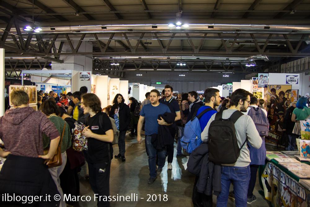 Milano Cartoomics 2018