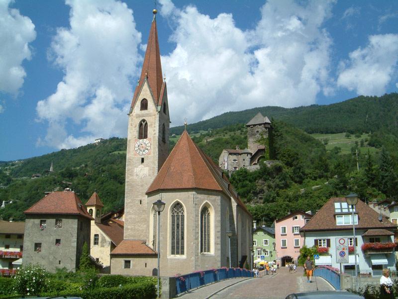 Borghi più belli in Trentino-Alto Adige (2): Chiusa (BZ)