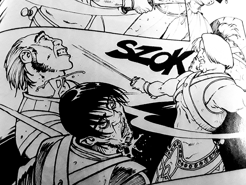 Il signore di Arkham: la miniserie fantasy di Giuseppe Manunta