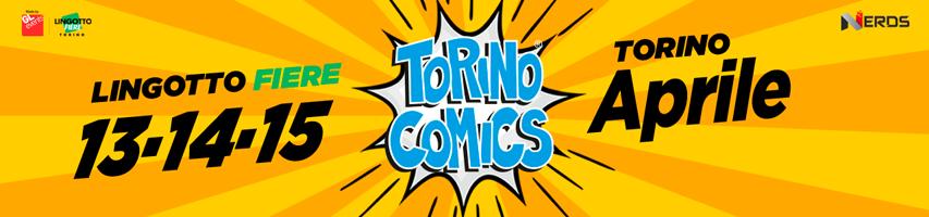 Torino Comics 2018: il programma