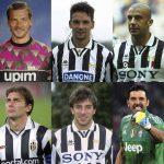Tutti i capitani della Juventus (2): dal 1974 al 2018
