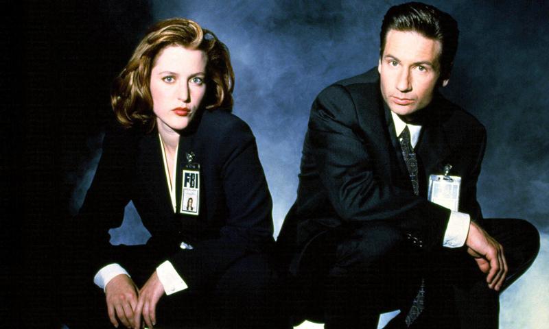 X-Files: stagioni 1/9