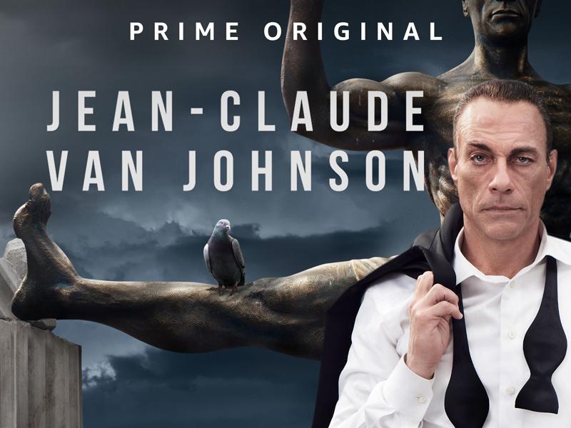 Jean-Claude Van Johnson: la serie TV con Jean-Claude Van Damme