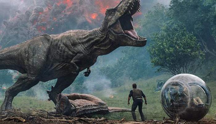 Jurassic World – Il regno distrutto: la recensione