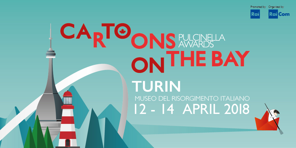 Cartoons on the Bay 2018: il programma