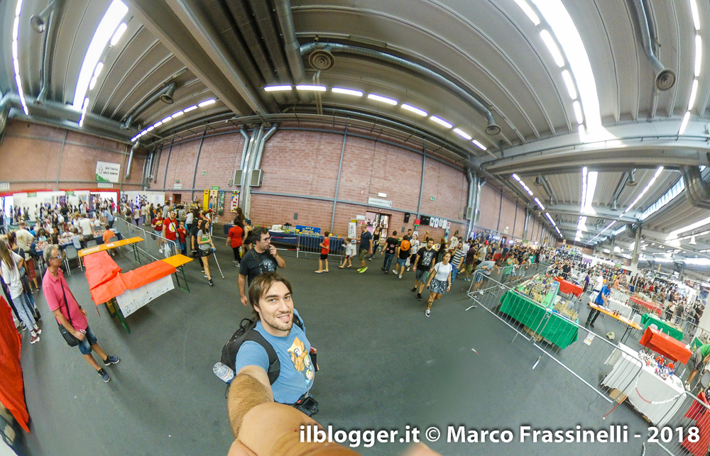 Modena Nerd 2018: il reportage (foto / video)