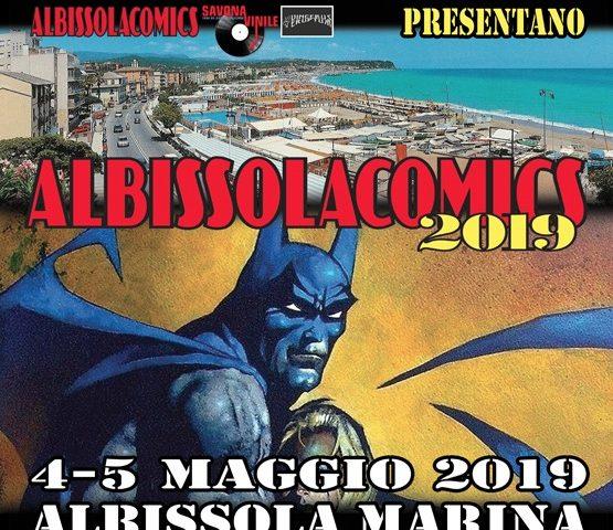 Albissola Comics 2019: gli ospiti e il programma