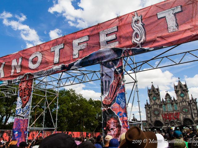 Knotfest meets Hellfest 2019: foto e video