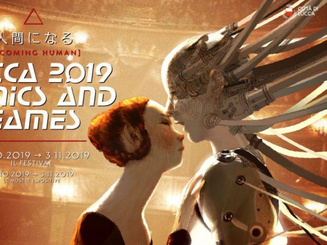 Lucca Comics & Games 2019: novità dalle sezioni