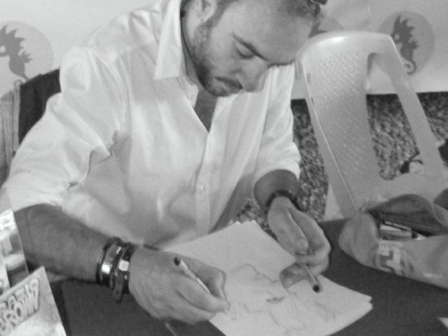 Intervista al fumettista Luca Raimondo