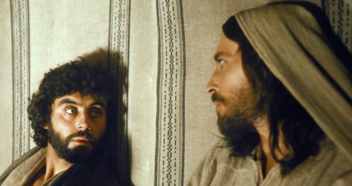 Ian McShane in Gesù di Nazareth di Zeffirelli