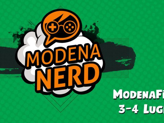 Modena Nerd 2021: anticipazioni