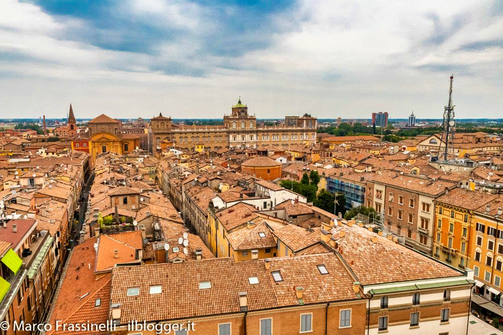 Modena vista dalla Ghirlandina