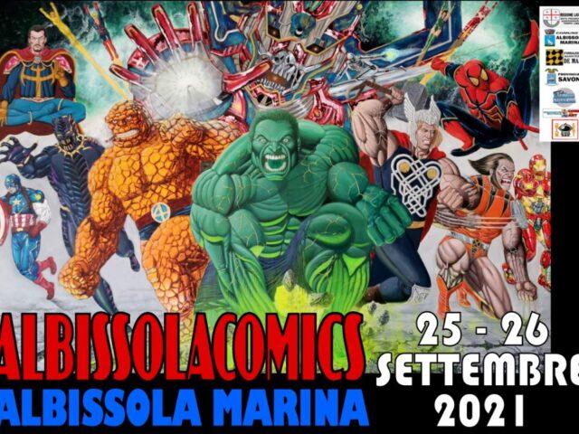 Albissola Comics 2021: il reportage