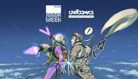 Milan Games Week & Cartoomics: fusione!